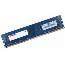 629025-001 - 1GB PC3-10600, CL9 128M X 8 DDR3-1333 DUAL IN-LINE MEMORY