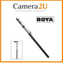 Boya BY-PB25 Carbon Fiber Boompole With Internal XLR Cable For Microph