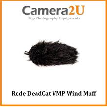 Rode DeadCat VMPR Wind Muff for VideoMic Pro