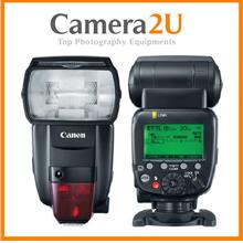 Canon Speedlite 600EX II-RT Speedlight Flash (Import) 600EXRT II