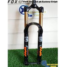 FOX Fork 2021 All 38 Factory Grip2