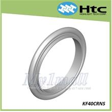 HTC CENTERING RING WITH O-RING DN40 - KF40CRNS