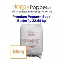 HAPPYPOPPER-PREMIUM POPCORN SEED BUTTERFLY 22.68 KG