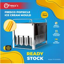 【READY STOCK】 Fresco Popsicle Ice Cream Mould 75ml