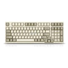# LEOPOLD FC980 White Two Tones 98% Mechanical Keyboard #