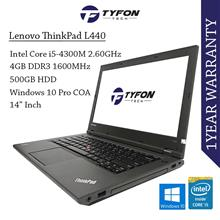 Lenovo Thinkpad L440 i5 Laptop (Refurbished)