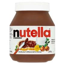 UU Nutella Ferrero Hazelnut Spread with Cocoa 680g