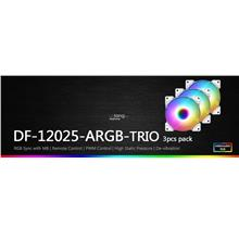 # ID-COOLING DF-12025-ARGB TRIO SNOW Case Fan #