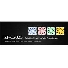 # ID-COOLING ZF-12025 Pastel Series Case Fan #