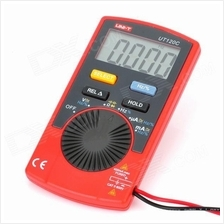 UNI-T UT120C Portable 1.8' LCD Digital Multimeter