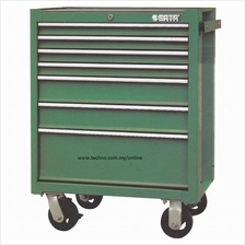95110 7 Drawer Tool Trolley Sata