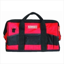 KENNEDY KEN593-0940K 460mm/18' POLYESTER TOOLBAG 28-POCKETS
