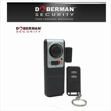 DOBERMAN SECURITY Wireless Door Alarm With remote