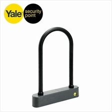 YALE Maximum Security U Lock 12mm