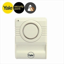 YALE 130db Standalone Wirefree Glass Break Siren Alarm