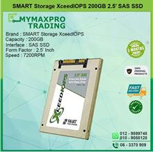 Smart Storage XceedIOPS 200GB 7.2Krpm 2.5' SAS SG9XCA2E200GE01