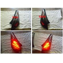 DEPO Nissan Fairlady 350Z Tail Lamp Crystal LED [NS11-RL01-U]