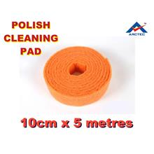 DELTA WELDING GRIT GRADE 1200 POLISH CLEANING PAD deburring MALAYSIA