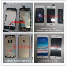 Apple Iphone Repair Broken Crack Touch Screen LED LCD Services