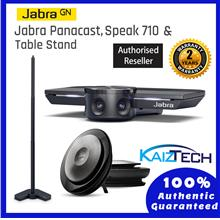 Jabra Panacast Conferencing Camera Webcam + Table Stand + Speak 710