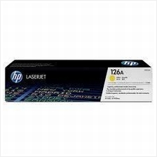 HP CE312A (126A) YELLOW Toner (Genuine) CP1025 M175A M175NW 312