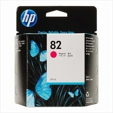 HP 82 69ml Magenta Ink (Genuine) C4912A 800 800PS 500 500ps