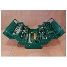 Sata 95104A-70 6PT Cantilever Mechanic Tool Box Set 70pcs ID31012