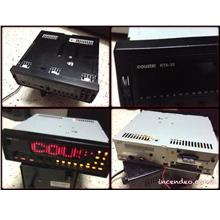 **Incendeo** - COUSTIC Audio Spectrum Analyser RTA-33