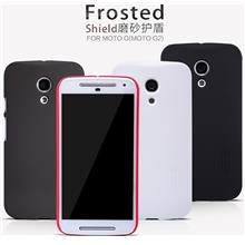 Nillkin Motorola Moto G2 G 2nd Super Frosted Shield Hard Case FOC SP