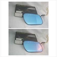 Mazda 3 / Mazda 6 03-07 Blue Side Mirror w LED Signal