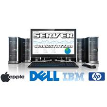 SERVER repair~ service~ maintenance = buy +  part +  sell