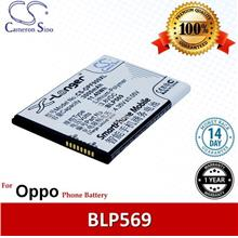 Ori CS OPF900XL Oppo BLP569 / Oppo Find 7 X9000 X9077 X9076 Battery
