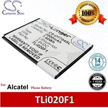Ori CS OT704SL Alcatel One Touch Fierce 2 7040T OT-7040T Battery