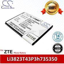 Ori CS ZTN986XL ZTE Blade Q Maxi / Geek U988S V975 Battery