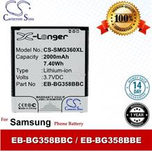 Ori CS SMG360XL Samsung Galaxy Core Lite 4G TD-LTE SM-G3588 Battery