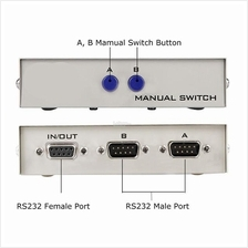 RS232 Switch 2-1  ( Manual )by GT ***Top Selling Connectivity Product