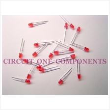 3mm LED Red Color - Each