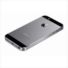 ORIGINAL IPhone 5S Back Housing Middle Frame Bezel (space grey)