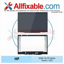 HP Pavilion X360 14-CD 14-CD0002NG 14-CD0023TX Touch + LED Screen