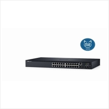 DELL EMC NETWORKING N1524P SWITCH 24 PORTS
