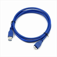 HOT ITWAY USB 3.0 SUPER SPEED AM / MICRO B DATA CABLE FOR HDD 1M