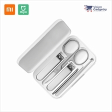 Xiaomi Mi Nail Clipper Manicure Pedicure Set 5pcs Stainless Steel MJZJ