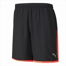 Puma Men's Last Lap Color Block Short Running Training 518967-01)