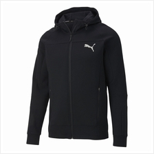 Puma Men's EVOSTRIPE Hooded Jacket 581486-01)