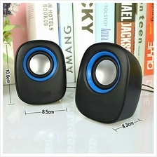 HOT MINI USB 2.0 MULTIMEDIA DIGITAL USB SPEAKER FOR PC / LAPTOP