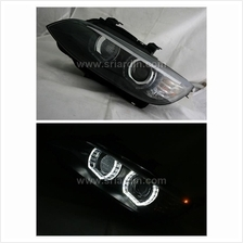 BMW E92 07-10 Projector Head Lamp w Crystal Bar