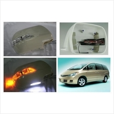 Toyota Estima 00-05 Side Mirror Cover w LED Signal & Foot Lamp