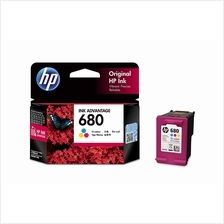 *Genuine* HP 680 Tri-color Original Ink Advantage Cartridge