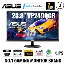 "Asus 23.8"" VP249QGR IPS Gaming Monitor (144Hz/1ms/FreeSync)"