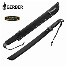 Gerber 31-002848 Gator Bush High Quality Machete with Nylon Sheath